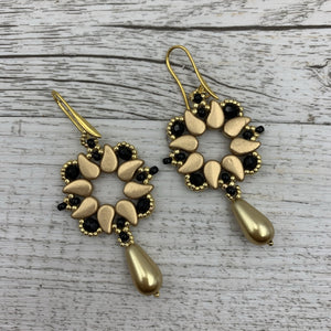Venezia Drop Earrings - On A String
