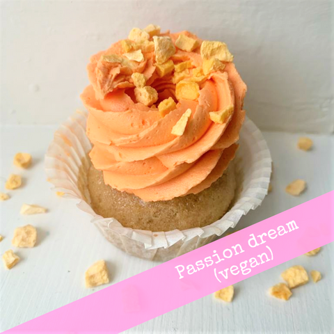 Passion dream (vegan/bakas utan gluten)