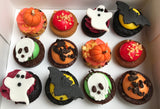 Halloween Box- 12st mini cupcakes