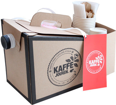 Bag-in-box Kaffe 3L