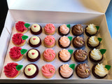 Mothers Day Mini cupcake box