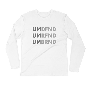 3-UN Long Sleeve Tee