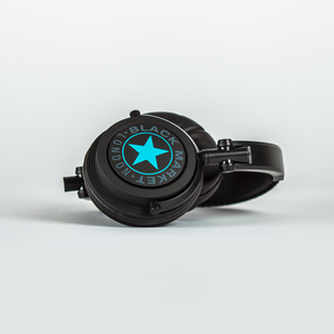 Black Market ML101 Headphones - Blue