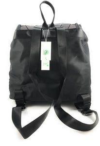 Luminous Diamond Geometric Backpack - Luminous Dark