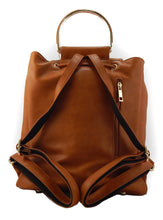 Cory Backpack/Purse (Camel)