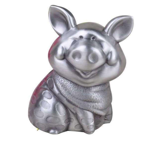 Tirelire Cochon<br> Métal - tirelire-shop.com