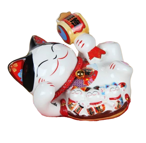 Tirelire Chat<br> Maneki Neko - tirelire-shop.com