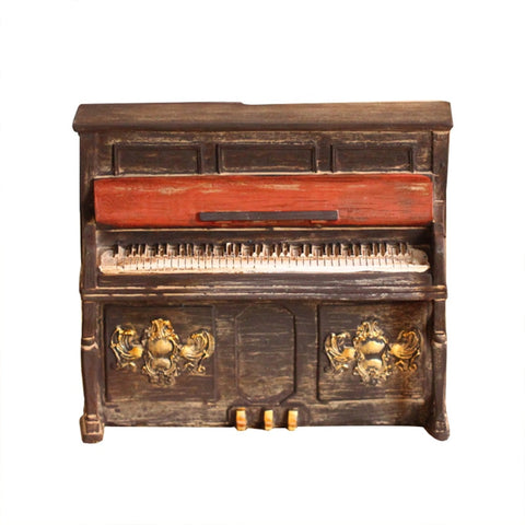 Tirelire Originale<br> Piano Ancien - tirelire-shop.com