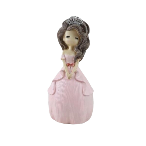 Tirelire Enfant<br> Princesse - tirelire-shop.com