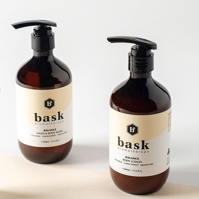 Balance Wash & Lotion Set