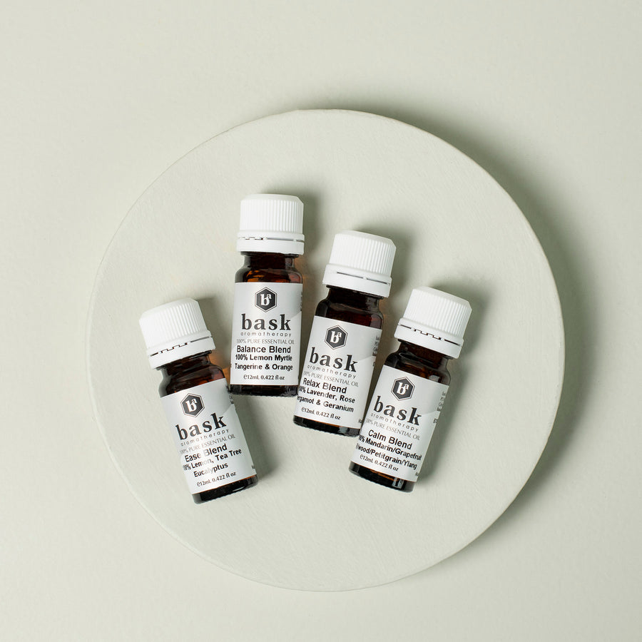 Essential Oil Set (4 pack)