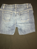 GIRL Jean Shorts by Old Navy, Size 14, PRE-OWN