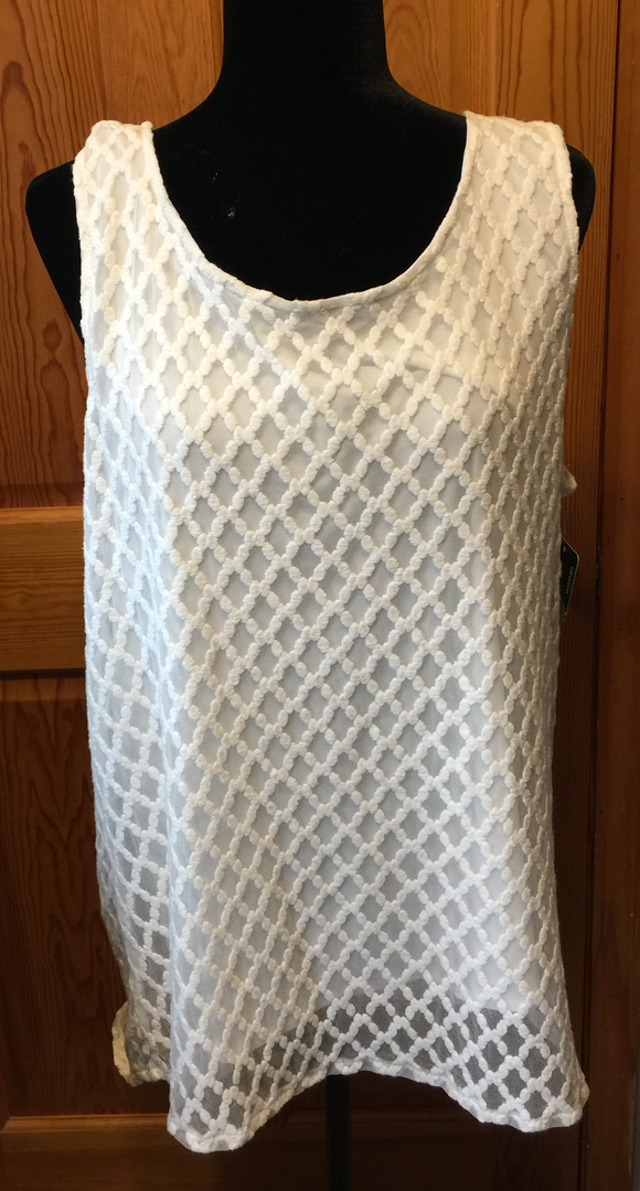 LADIES Tank Top by Ava & Grace - Size 1X