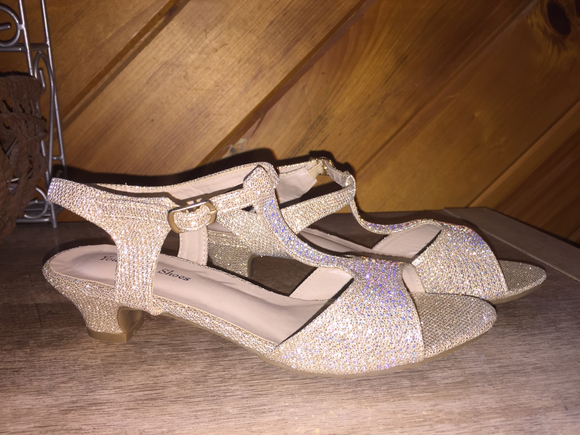 GIRLS Shoes, Pageant Your Party Shoes 1.5