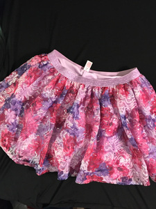 GIRL Skirt by Justice, Size 14, PRE-OWN