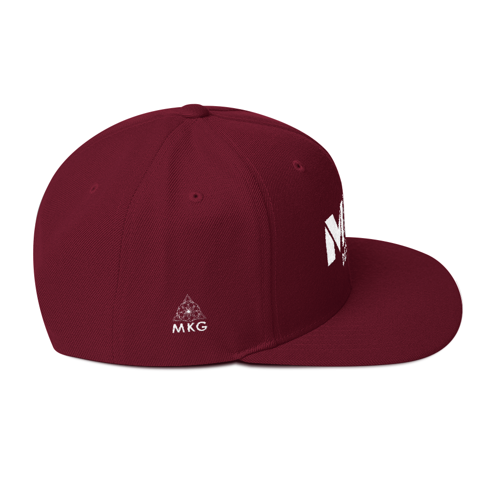 MKG Detroit Classic Snapback - 3 Colorways