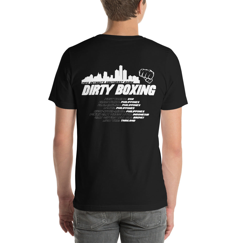 Dirty Boxing Unisex T-Shirt