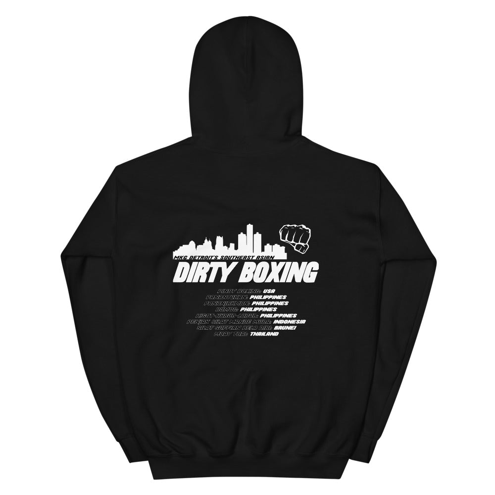 MKGD Dirty Boxing Unisex Hoodie