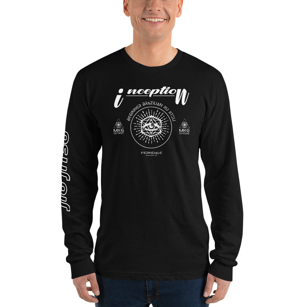 Inception BJJ: Long-Sleeve Tee