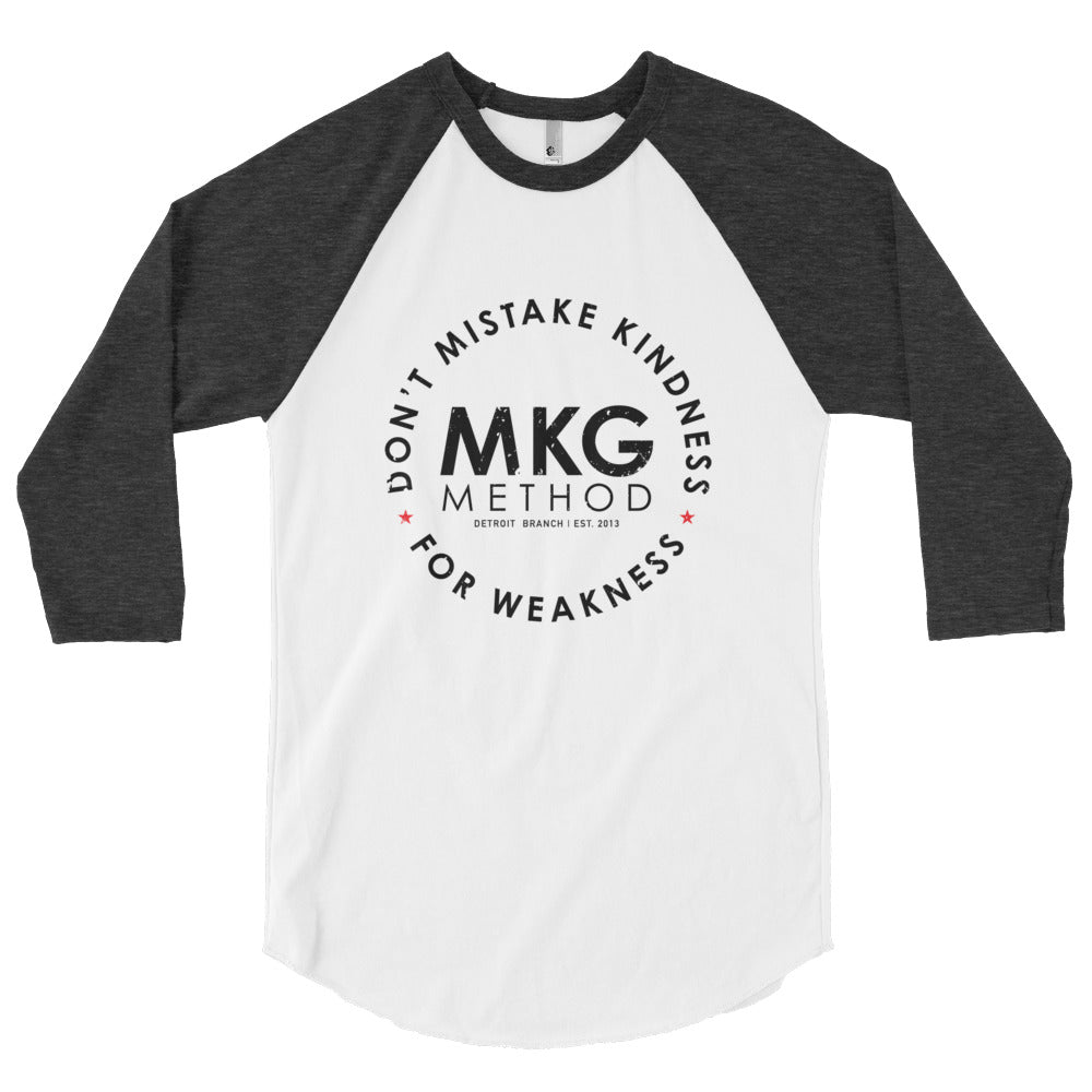 DMK4W Raglan Tee - 2 Color Options