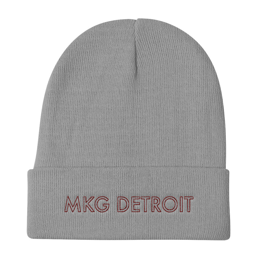 MKGD Knit Beanie