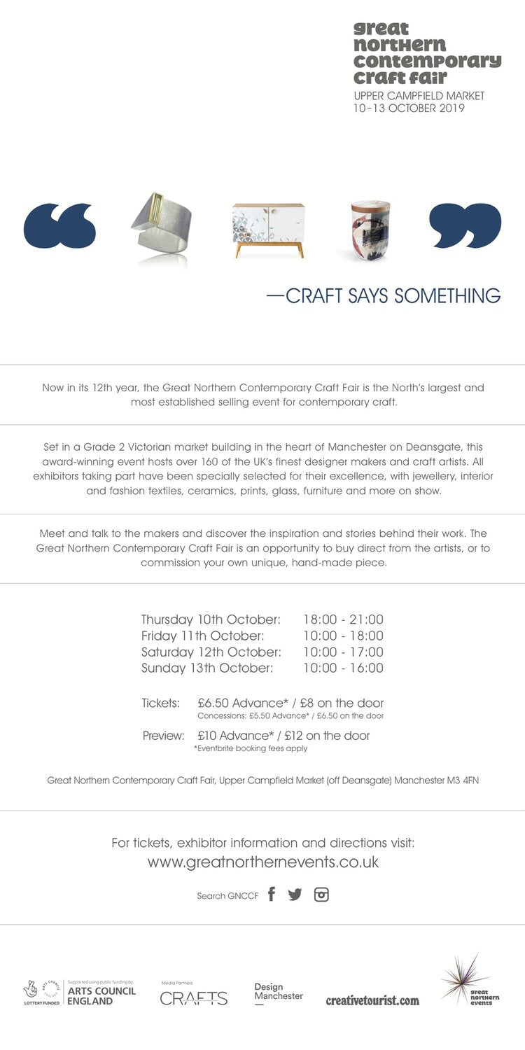 Great Northern Contemporary Art Fair info