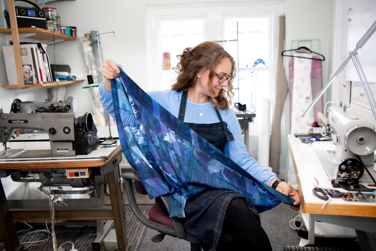 Behind The Scenes With Sophie Darling Seamtresses