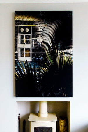 Sophie Darling Fine Art Print George Town On Wall