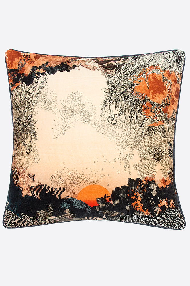 Sunrise Cushion 60 x 60 cm