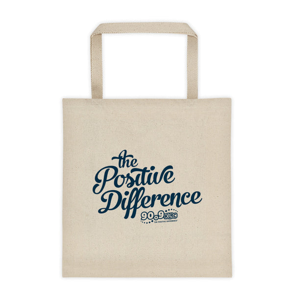Positive Difference Natural Tote