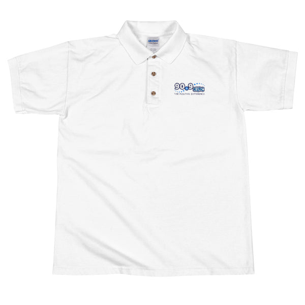 KLRC Embroidered Polo