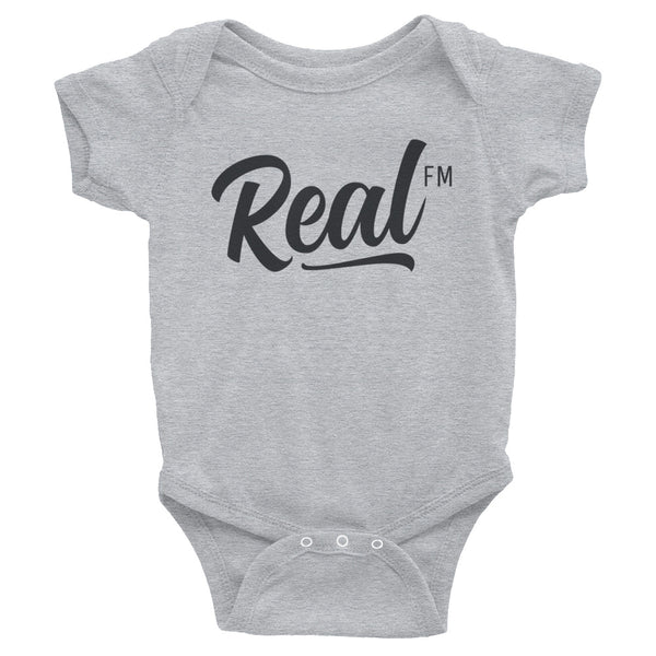 Real FM Infant Onesie