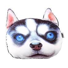 Load image into Gallery viewer, Car Headrest Pillow 3D Animal Cat Dog