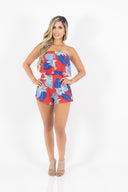 PALMS VIEW ROMPER