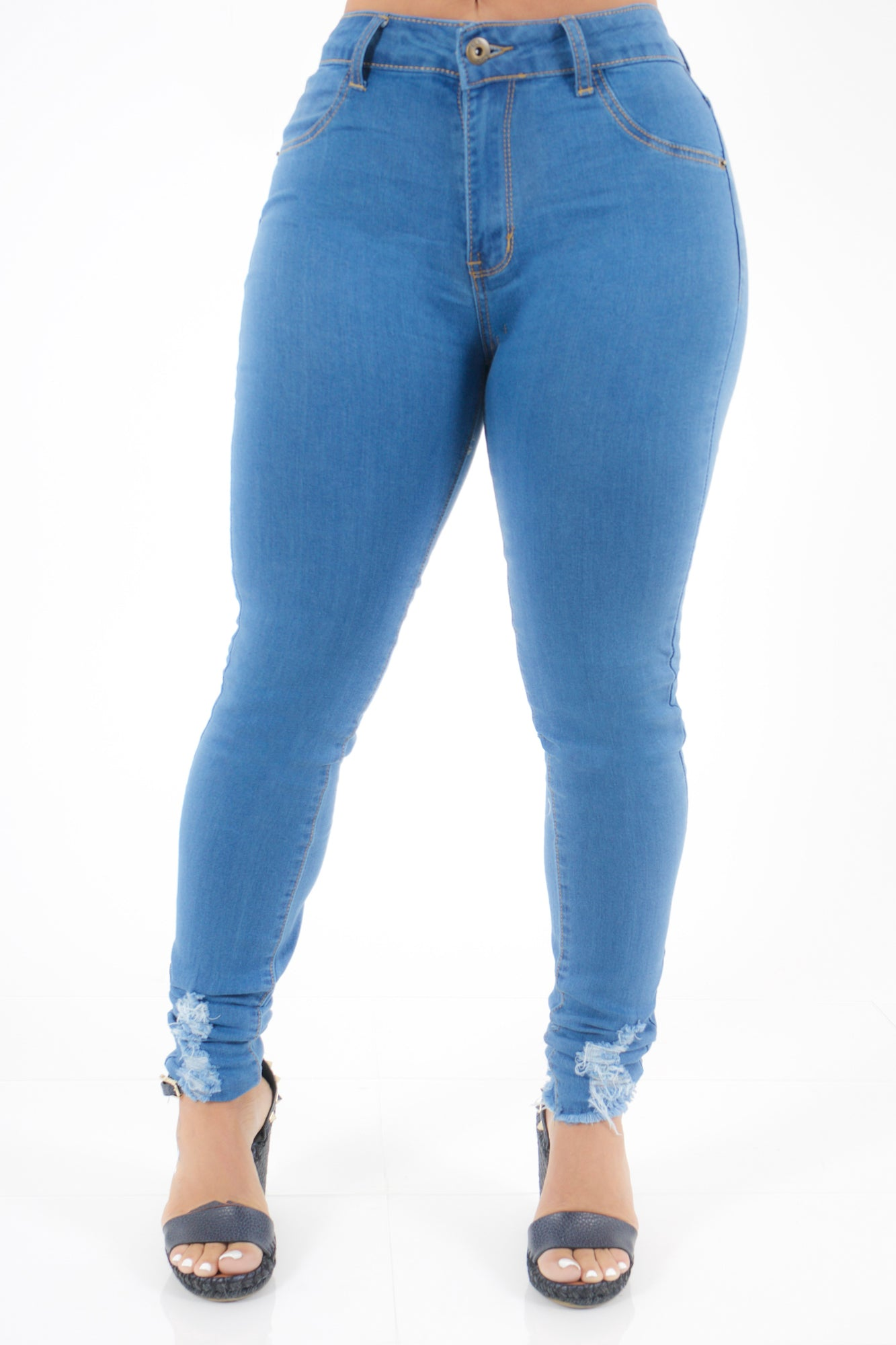 WANT YOU HIGH RISE JEANS