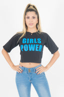 POWER GIRLS TOP