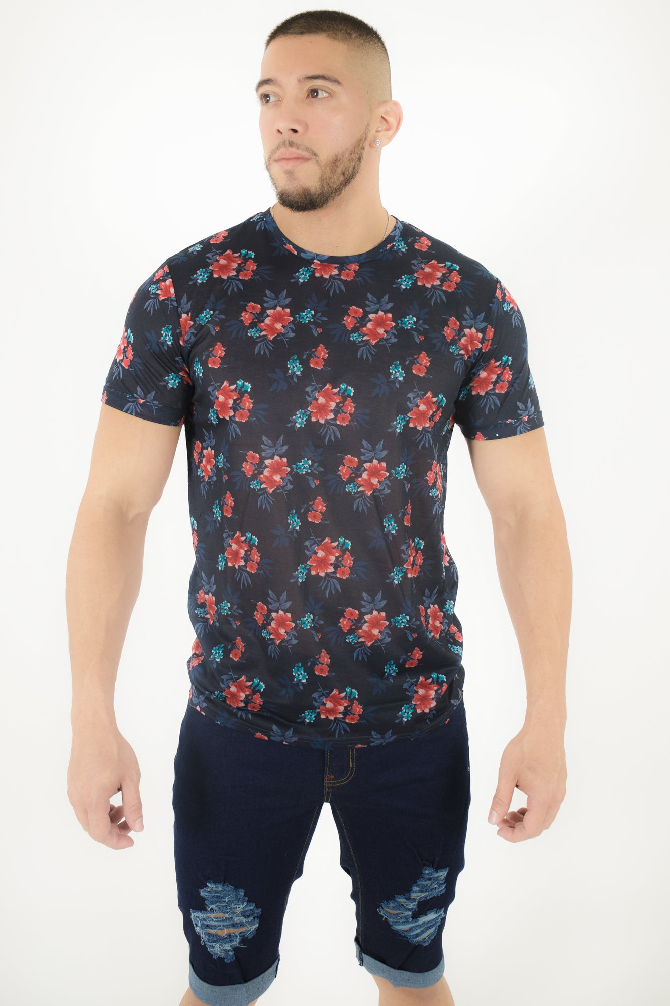 TROPICAL SHORT SLEEVE