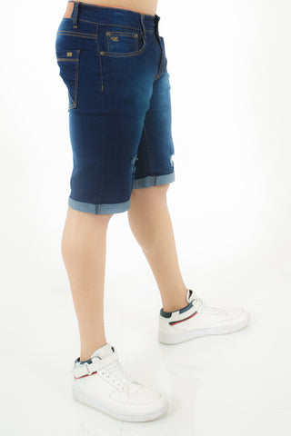 BRETT DENIM SHORT