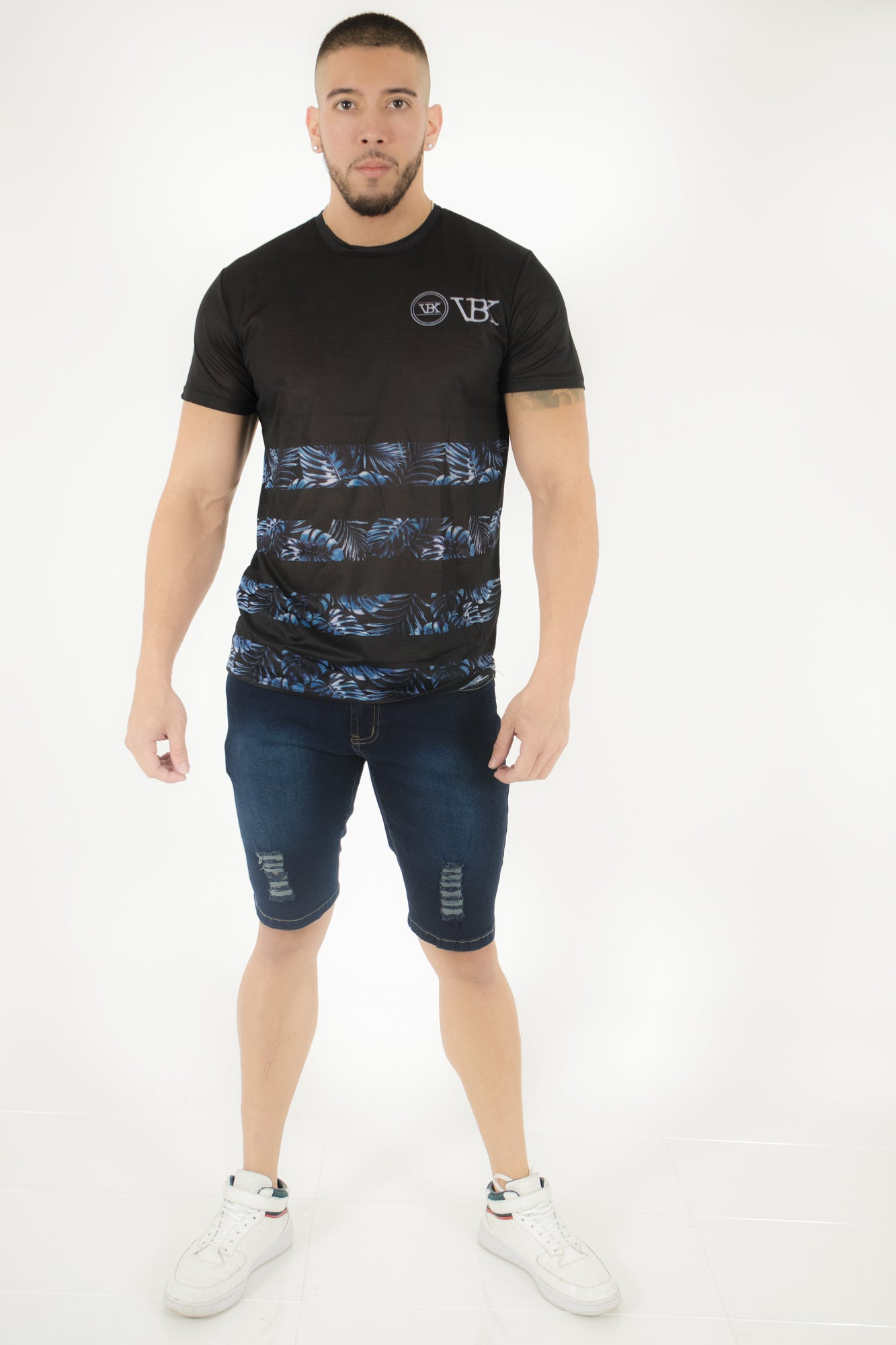 WARRIOR DENIM SHORT