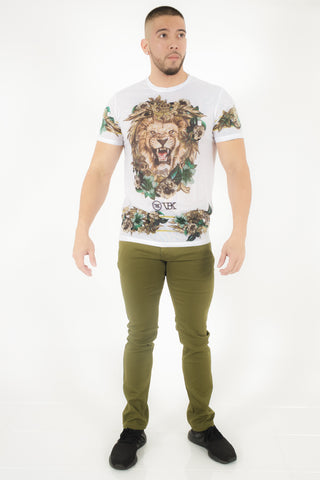 ROYAL LION SHORT SLEEVE