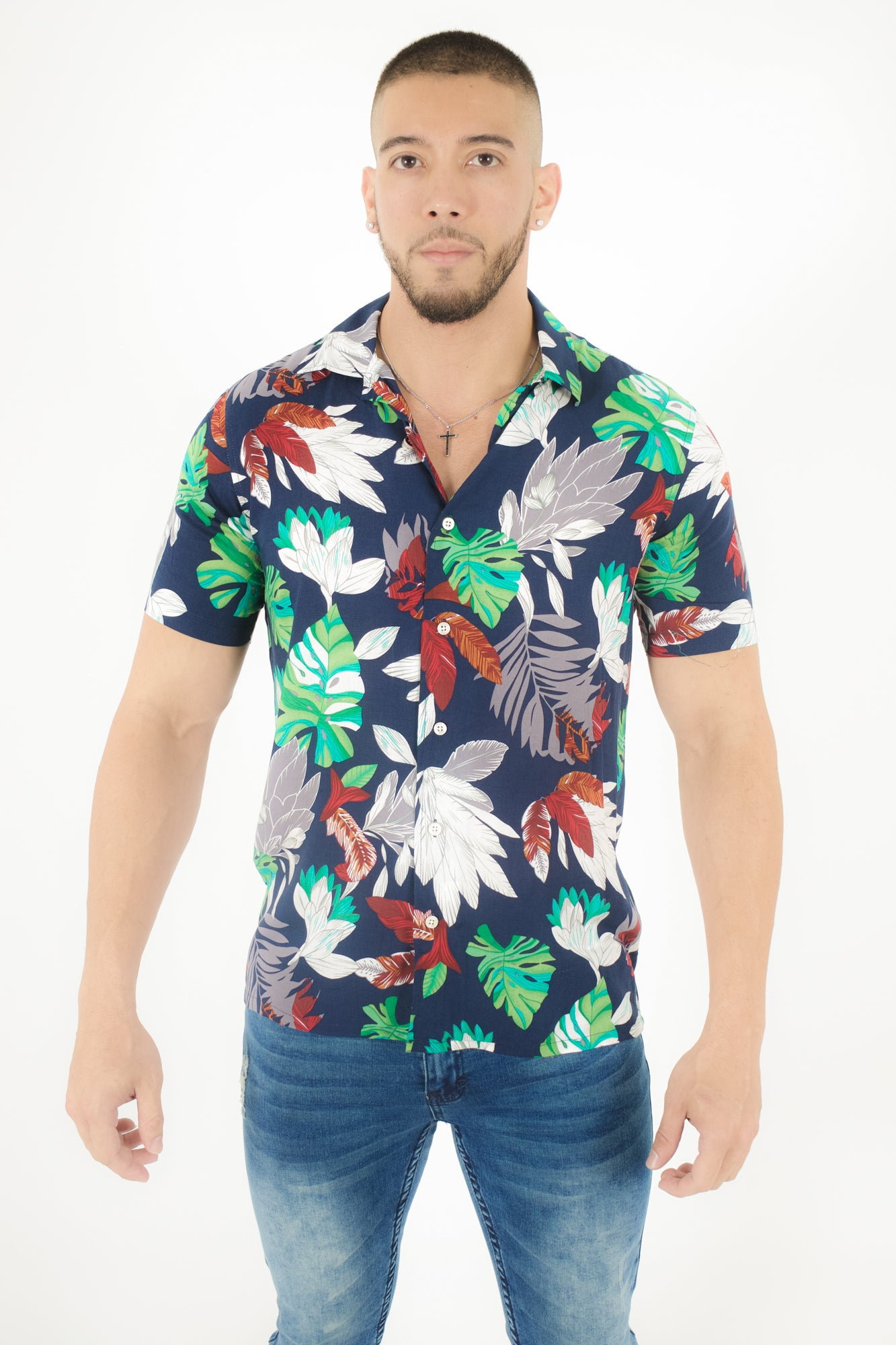 SPRING SHIRT SHORT SLEEVE