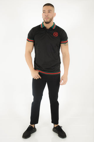 ASHER SHORT SLEEVE POLO