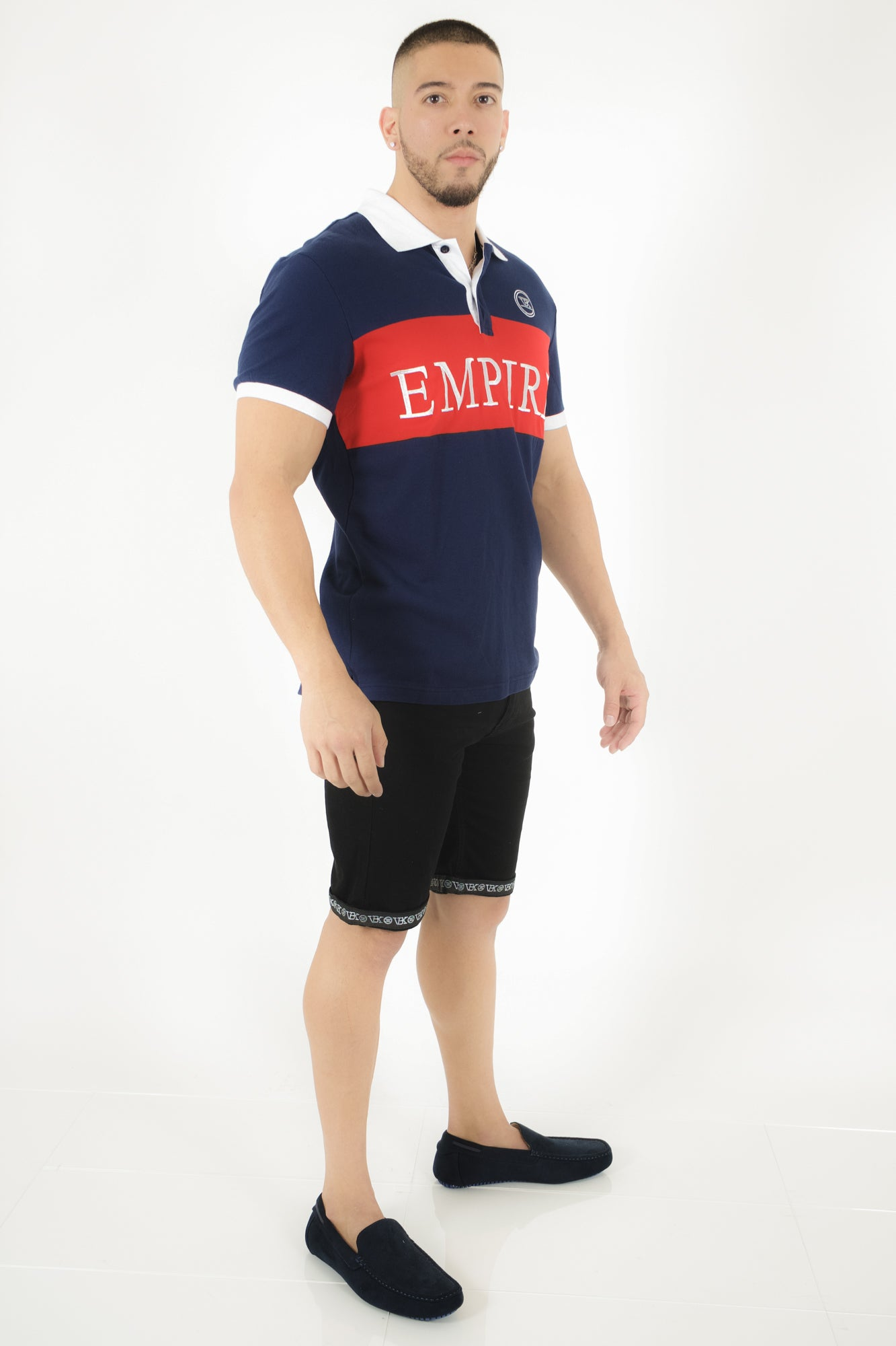 EMPIRE BASIC SHORT SLEEVE POLO