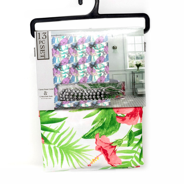 Pattern Shower Curtain
