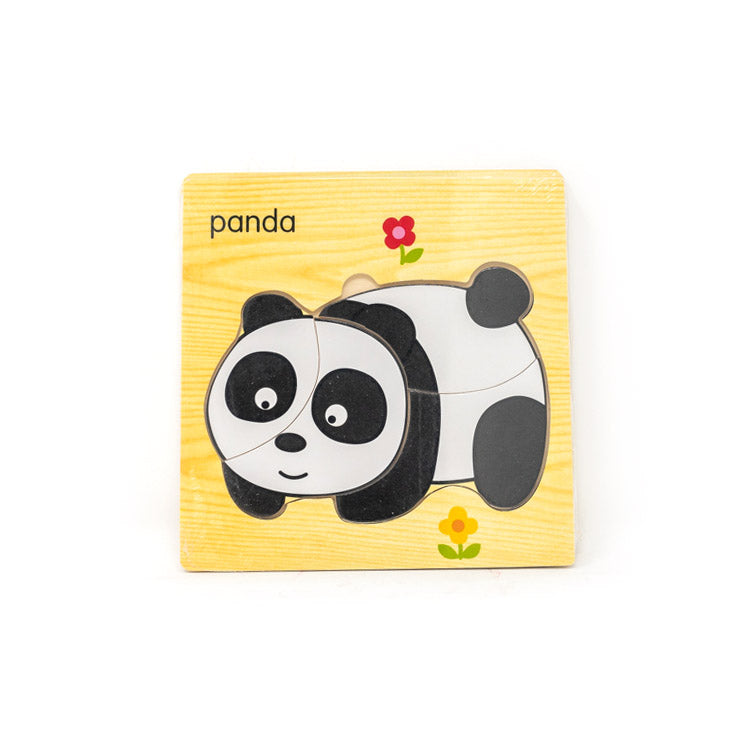 Wooden Toddler Puzzles
