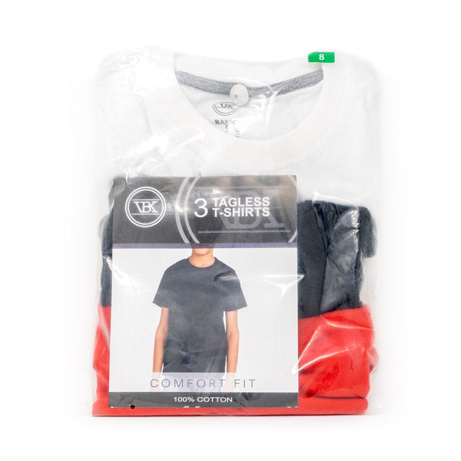 Boy T-Shirt 3-Pack