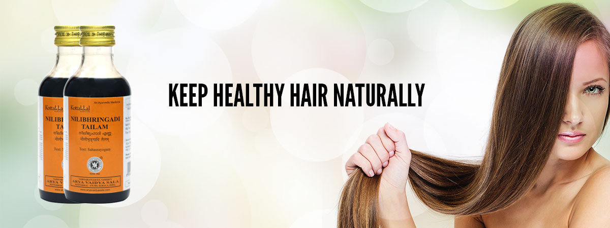 How to Keep your hair Healthy & Shiny ?
