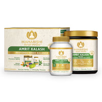Maharishi Ayurveda Amrit Kalash-Dual Pack (Paste and Tablet)
