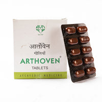 AVN ARTHOVEN TABLETS (10 BLISTERS OF 10 EACH) - ayur-kart