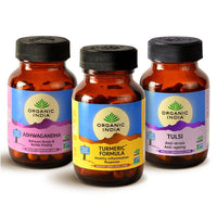 Immune Shield Supplements - Organic India